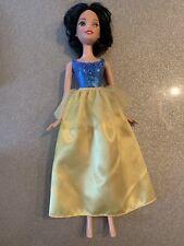 Disney Mattel Snow White Doll 2012 Rare