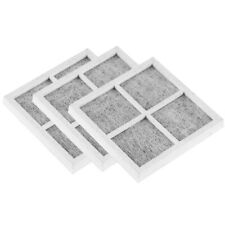 3x Home Air Filter Parts Efficient Activated Carbon Remove Odor Smell in Freezer