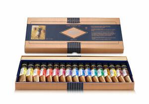 Mijello Watercolor Mission Gold Class Pure Pigment Set 15ml 17 Colors MWC-1517P
