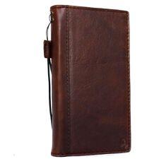 Genuine real leather case for LG V20 id Window Credit Cards slots Slim Design uk