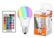 OSRAM 045675 LED Leuchtmittel E27 mehrfarbig 9 watt 806 Lumen