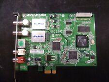 AverMedia M791-A TV Tuner Video Capture PCI Express Card
