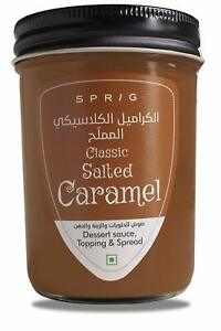 Sprig Classic Salted Caramel Rich and Sticky, 290 g