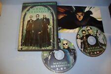 The Matrix Reloaded (DVD, 2003, 2-Disc Set, Widescreen)