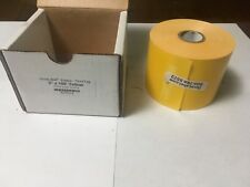 "DuraLabel DuraTag 3"" x 100' Yellow 83100-2"
