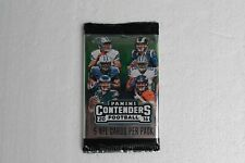 Unopened 2016 Panini Contenders Hobby Football Pack (A)