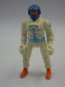 Figurine Action Figure Hasbro Action Man 2001 By Mcdonald 3 7/8in Pilote