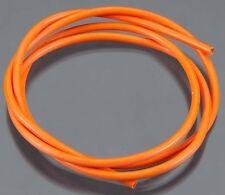 TQ Wire RC Wiring 1330 13 Gauge Wire 3' Orange