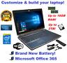 DELL LATITUDE E6520 LAPTOP WINDOWS 10 WIN DVD+RW INTEL i5 2.6GHz 16GB SSD HDMI