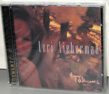 POPE GOLD CD PMG 2005-2: Lori Lieberman - Home Of Whispers - OOP 1996 USA SEALED