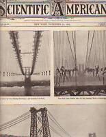 1902 Scientific American Nov 22-East River Bridge Burns