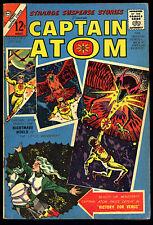 STRANGE SUSPENSE STORIES 76 Charlton Captain Atom Steve Ditko 1965 Mid-Grade