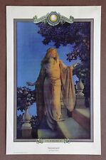 Maxfield Parrish Enchantment Vintage Original Portal Publications Large Print