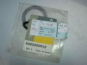 RENAULT LAGUNA MK 2 WASHER / COG GASKET 8200250915 Diameter 25MM