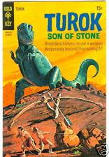 Turok Sone of Stone #67 October 1969 FN