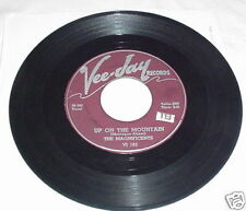 VOCAL GROUP 45RPM RECORD-THE MAGNIFICENTS-VEEJAY 183