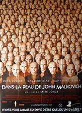Spike Jonze : Being John Malkovich : POSTER