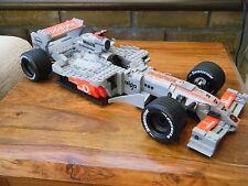 Rare Mega Bloks Vodafone McLaren Mercedes 3236  1:12  Scale Mp4-22