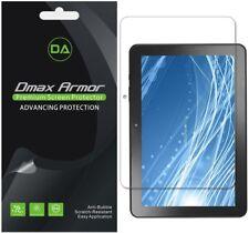 "[3-Pack] Dmax Armor Insignia 10.1"" Flex (NS-P10A8100) HD Clear Screen Protector"