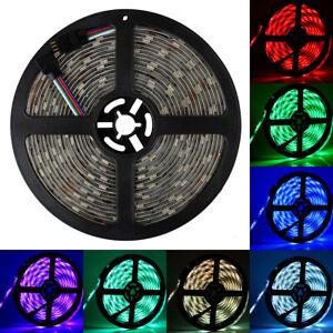 SUPERNIGHT® RGB 5M 150Leds Waterproof 5050 SMD LED Strip Light for Xmas New Year