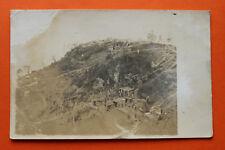 Foto AK Austria Italia montagne posizione 1914-18, sotto stand 1.wk WWI montagna +++