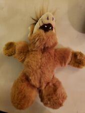 "Vintage Alien Productions 1988 Alf Finger Hand Puppet 8"" Stuffed Plush"