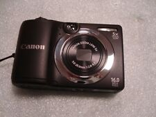 Very Nice Canon Powershot A1400 16MP Digital Camera