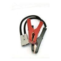 12 / 24 volt Heavy Duty Battery Clamps to 50 amp Anderson Plug Adaptor