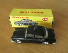 Dinky Toys 256 Police Patrol Car with Box in Mint Conditiones