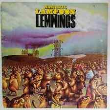 National Lampoons Lemmings Album LP Vinyl Record 1973