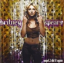 Britney Spears Pop Enhanced Music CDs & DVDs