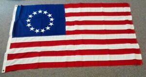 2 Vintage Annin American Flags & License Plate With Original Packaging Included
