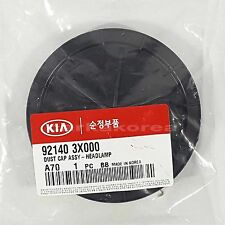 Genuine 921403X000 Headlamp Dust Cap Assy 1Pcs For HYUNDAI ELANTRA 2014-2016