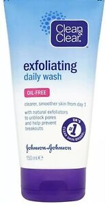 Clean & Clear Exfoliating Daily Wash 150 ml
