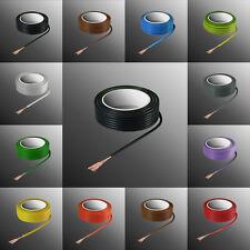 H05V-K H07V-K LIY PVC Kabel Litze Schaltlitze Einzelader Verdrahtung flexibel