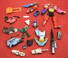 Transformers Mixed Lot Bits Parts Pieces Hasbro SCG Takara Repair G1 4286