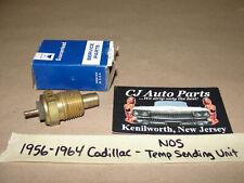 NOS PERIOD CORRECT 1956-1964 CADILLAC TEMPERATURE SENSOR SENDING UNIT SWITCH