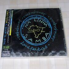 Lone Papas Na Linha Do Samba JAPAN CD Sealed NEW #120