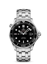Omega Seamaster Profesional Diver 300m Automatic Co-Axial - NEW