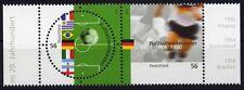 2258-2259 ZD ** BRD 2002, Fußballweltmeister