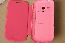 Samsung Galaxy S III i8190 Mini Flip Cover -  Pink NEU