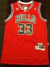 Scottie Pippen Chicago Bulls Adidas Hardwood Classics Jersey XL