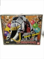 Power Rangers Ninja Storm DX Revolver Mammoth Megazord Bandai