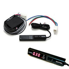 Universal JDM Red 12V LED Digital Display Car Auto Turbo Timer Relay Controller