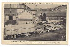 compagnie des forges acieries de la marine et d'homécourt  1914