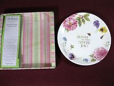 Marjolein Bastin Collector Plate, Hallmark, Porcelain, Special Day, Nature's Ske