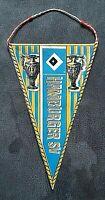 *RAR* Alter Wimpel Hamburger SV 70er Jahre Deutscher Meister HSV Hamburg DFB
