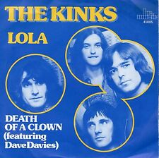 7inch THE KINKS lola 1985 BR MUSIC EX
