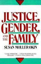 Justice, Gender, and the Family: By Okin, Susan Moller
