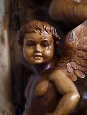 PHOTOGRAPHY COMPOSITION ANGEL CHERUB STATUE SCULPTURE ART PRINT POSTER MP3345B